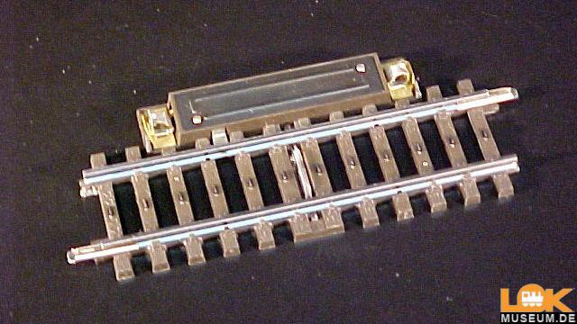 Schalt-Gleis gerade 90 mm