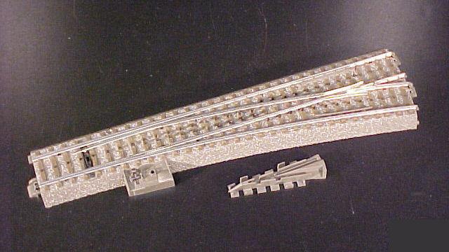C-Gleis Schlanke Weiche rechts