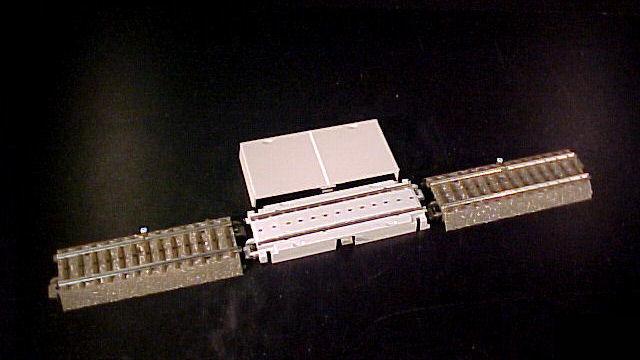 Zusatzgarnitur Bahnübergang