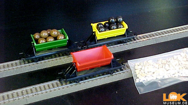 Kippwagen-Set