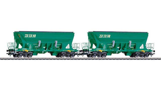 Schüttgutwagen-Set Faccns