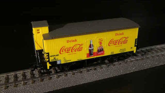 Gedeckter Güterwagen G 10 der NS