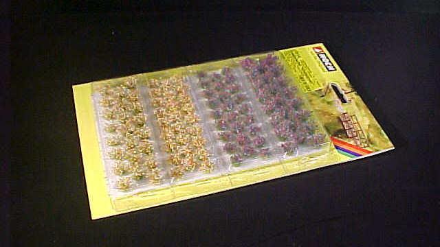 Grasbüschel Wiesenblumen 98 Stück