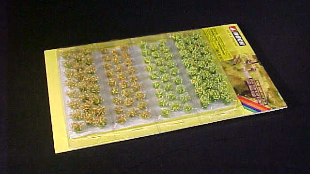 Grasbüschel Feldblumen 98 Stück