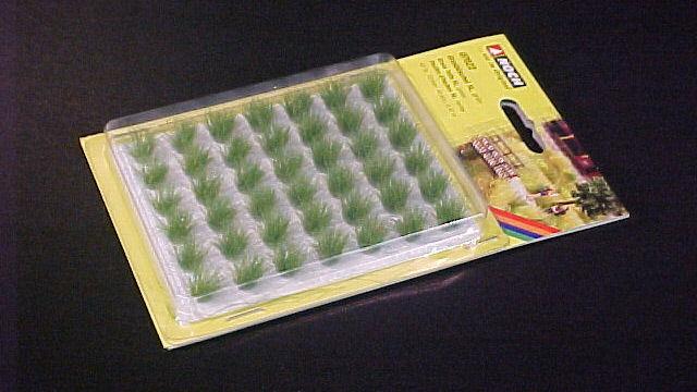 Grasbüschel XL grün