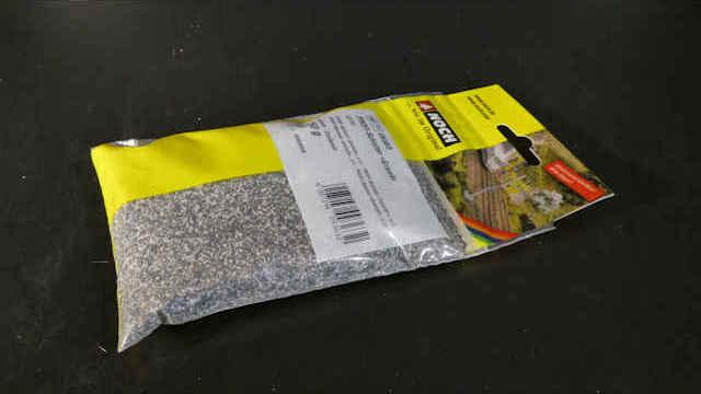 PROFI-Schotter Granit grau 250g