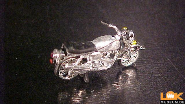 Classic Bike Norton Commando 850