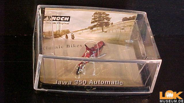 Jawa 350 Automatic