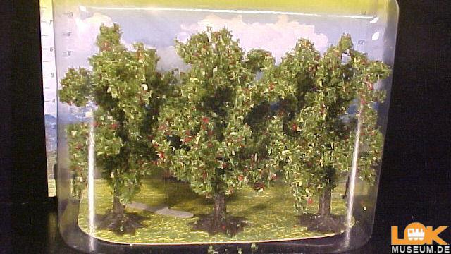 Obstbäume rosa blühend 3 Stück Classic
