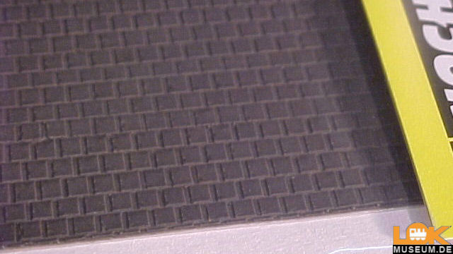 3D Dachpappe schiefer Strukturfolie