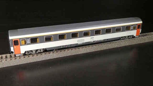 Personenwagen 1. Klasse der SNCF