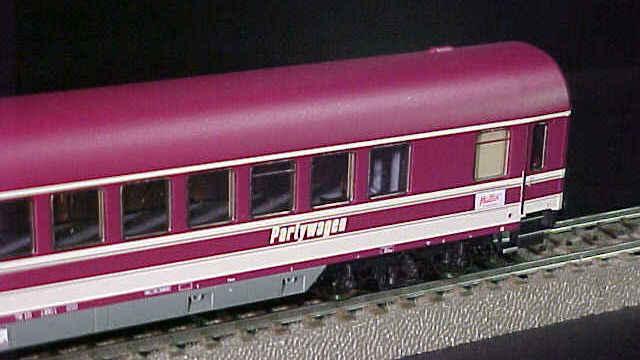 Gesellschaftswagen WGmh 804/854 Partywagen