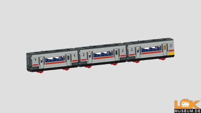 Personenwagen-Set (Bausätze)