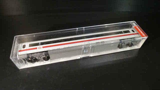 ICE-1 Wagen 1.Klasse der DB