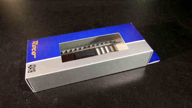 Elektrisches Entkupplungsgleis (G½)