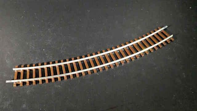 Roco H0 42425 Gebogenes Gleis R5 NEU 30° r = 542,8 mm