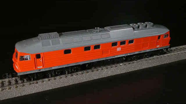 Diesellokomotive BR 233 der DB AG