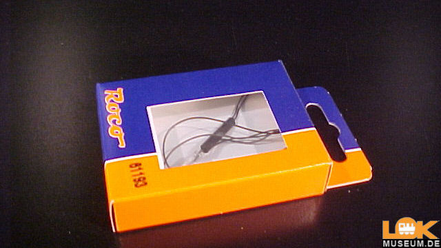 Reed-Kontakt im Kunststoffgehäuse für geoLine