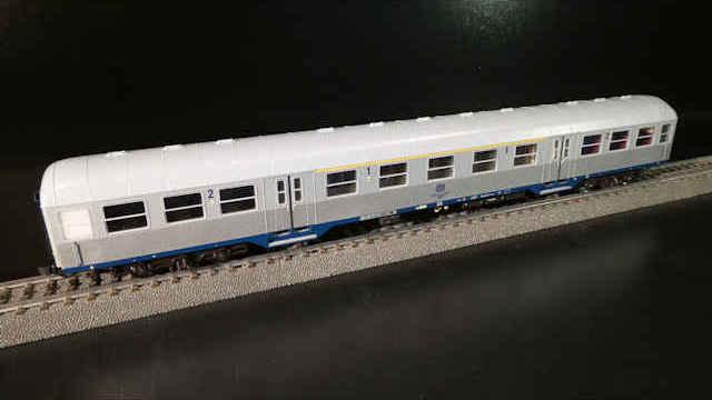 Nahverkehrswagen 1./2. Klasse der DB