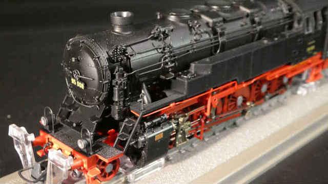 Dampflokomotive 85 008 der DRG