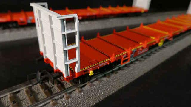 Rungenwagen-Set 2-tlg. der RCW