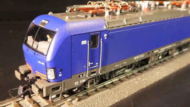 Elektrolokomotive BR 193 HUPAC/SBB