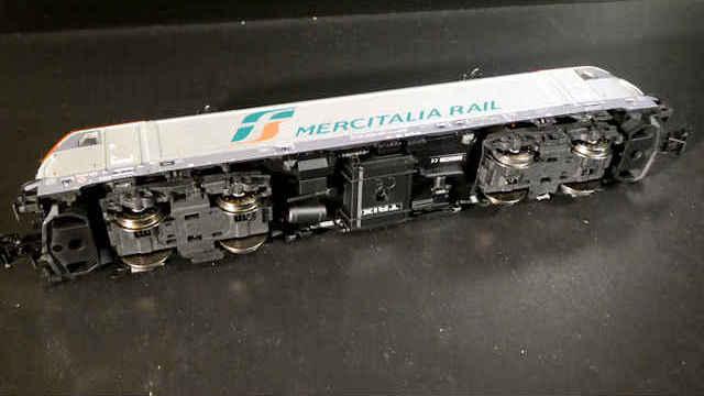 Elektrolokomotive Reihe 494