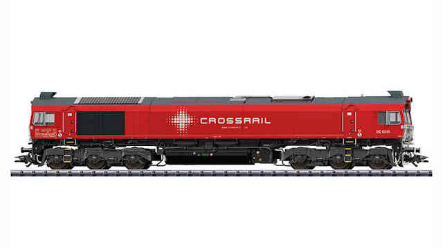 Diesellokomotive Class 77 Crossrail
