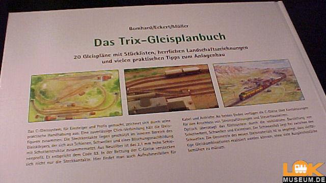 Gleisplanbuch C-Gleis