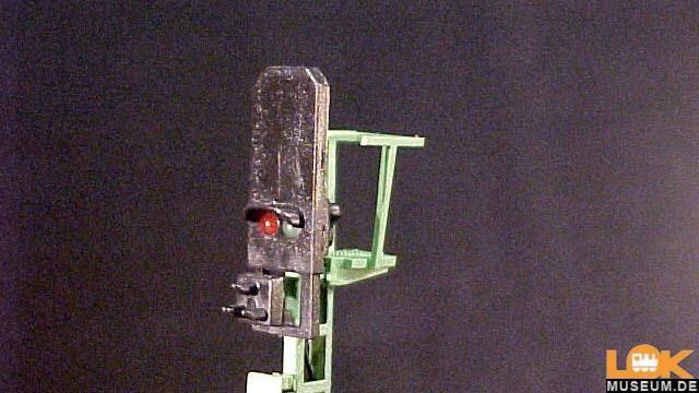 Licht-Blocksignal