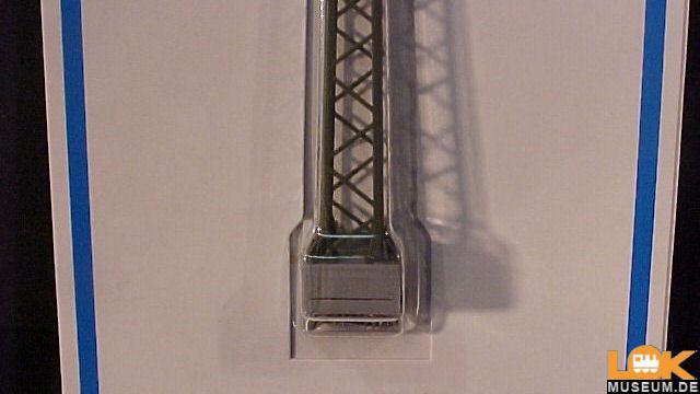 Turmmast Höhe 96 mm