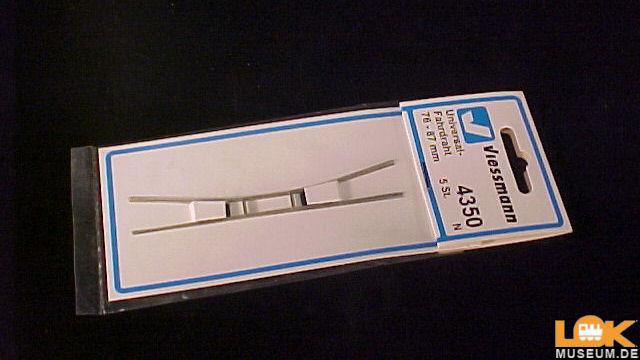 Universal-Fahrdraht 76-87mm 5 Stück