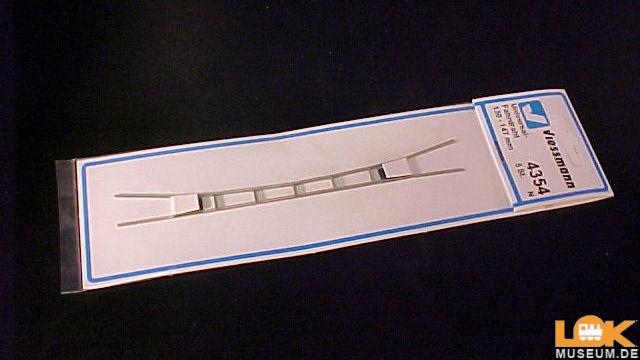 Universal-Fahrdraht 130-147mm 5 Stück