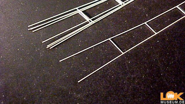 Universal-Fahrdraht 147-163mm 5 Stück