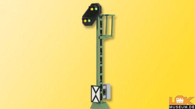 Licht-Vorsignal mit Multiplex