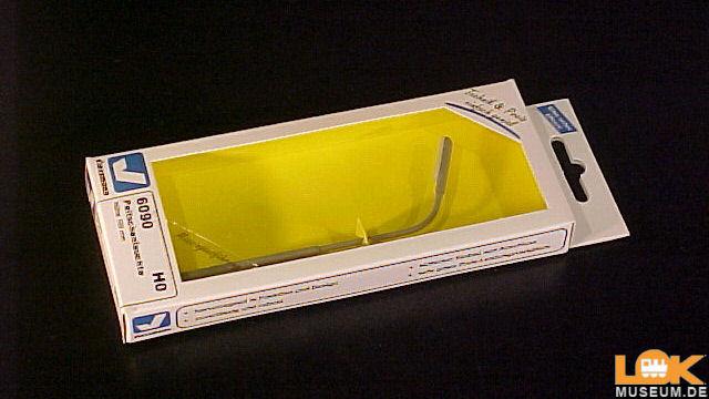 Peitschenleuchte LED weiss 100 mm