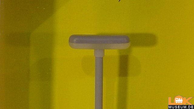 Bahnsteigleuchte mit Kontaktstecksockel LED