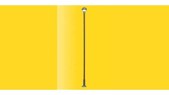 Viessmann 6083 H0 Moderne Bahnsteigleuchte LED weiß