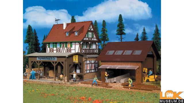 Sägewerk Forst & Co.