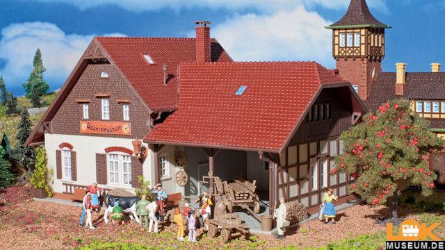 BIO-Bauernmuseum mit Remise