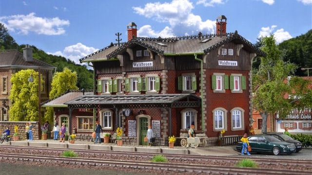 Bahnhof Waldbronn