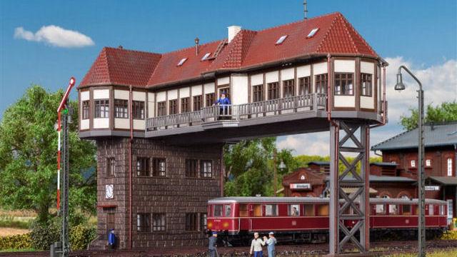 Reiterstellwerk Stuttgart