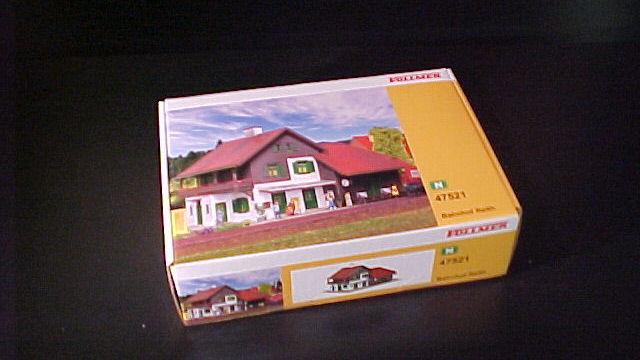 Bahnhof Reith