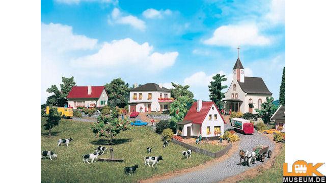 Dorfbausatz