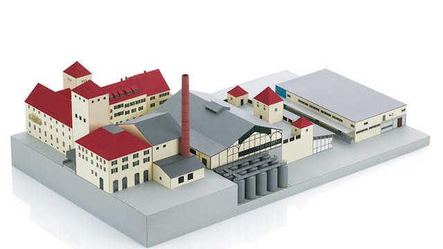 Bausatz Brauerei Weihenstephan Teil 3