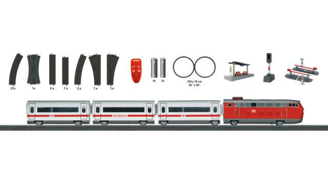 Startpackung Intercity