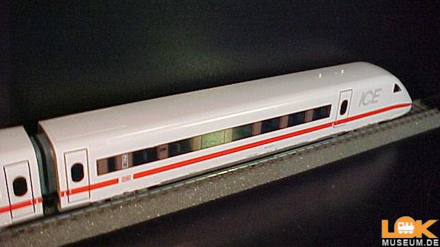 Hochgeschwindigkeitszug ICE 2 der DB AG