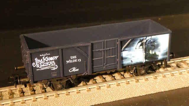 Güterwagen-Set 3 Jim Knopf