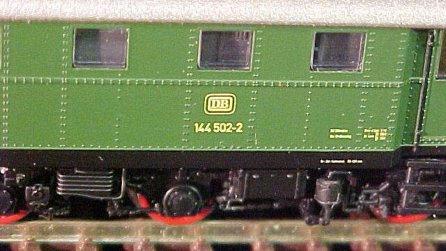 Elektrolokomotive E144 der DB