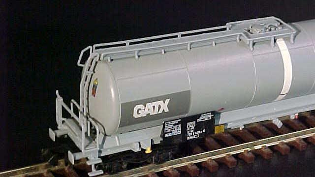 Neubaukesselwagen GATX